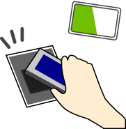 電子決済・カードの写真
